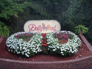 The Entrance at Dollywood