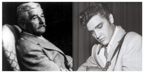 Mississippi's Native Sons: William Faulkner & Elvis Presley