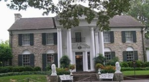 Elvis Presley bought Graceland when he was just 22 years old. He lived there another 20 years until his death.