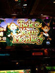 I won $100 on this 2-Cent Slot Machine in Las Vegas