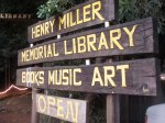 Henry Miller Memorial Library, Big Sur, CA