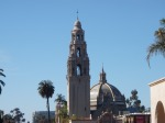 Balboa Park Bell Tower, San Diego