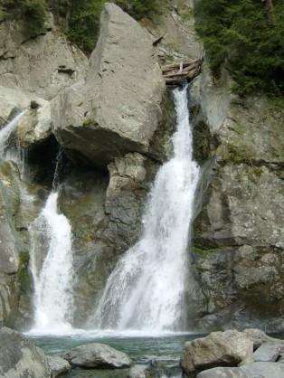 BashBish Falls, Massachusetts