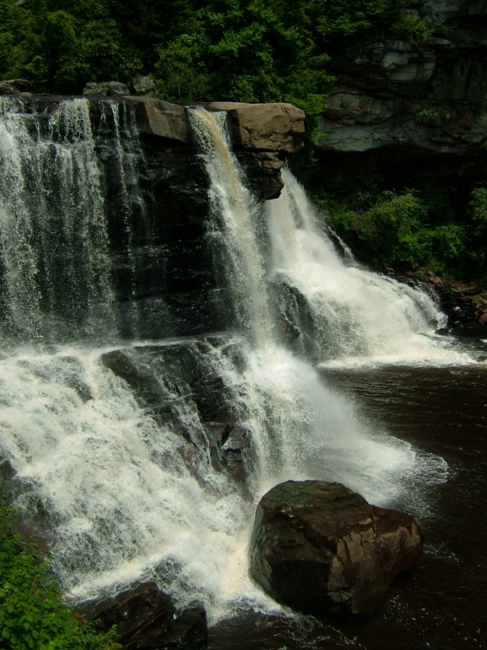 Blackwater Falls, West Virginia