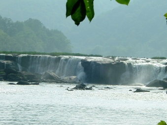 Sandstone Falls, West Virginia