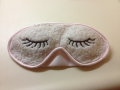 Mom's sleep mask